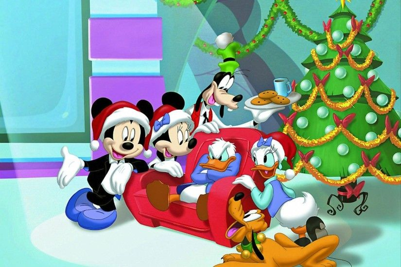 mickey mouse and friends - Full HD Background 1920x1440