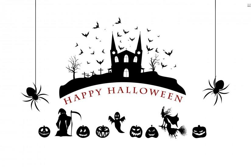 Happy Halloween Wallpaper 781424