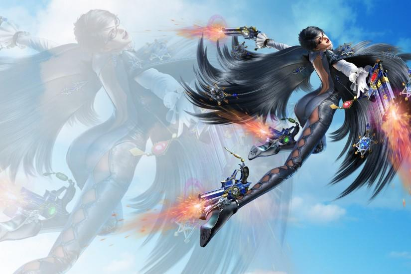 large bayonetta wallpaper 1920x1080 picture