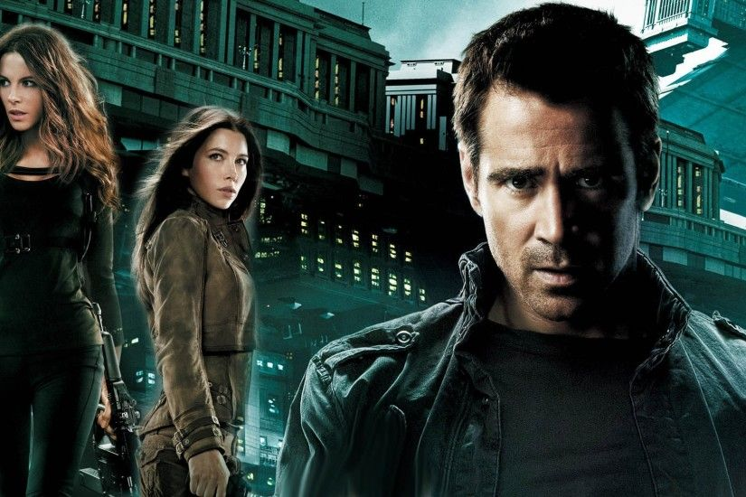 Movie - Total Recall (2012) Wallpaper