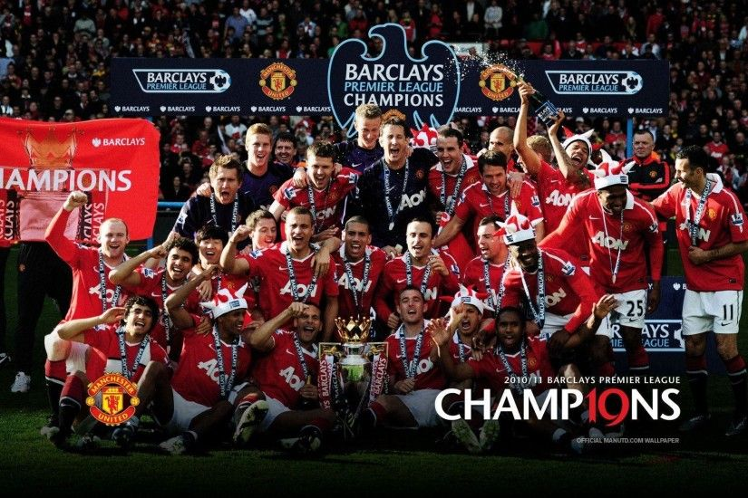 Soccer Team Manchester United Wallpaper #17353 Wallpaper .