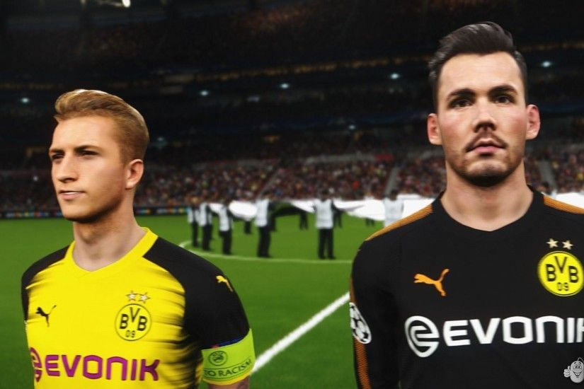 This is how PES 2018 looks on PC - Demo Available