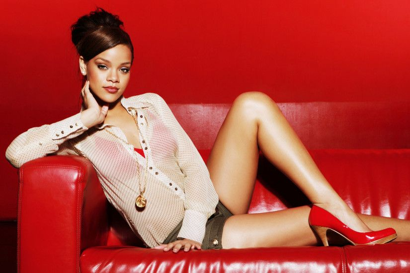 Rihanna HD Desktop Wallpapers