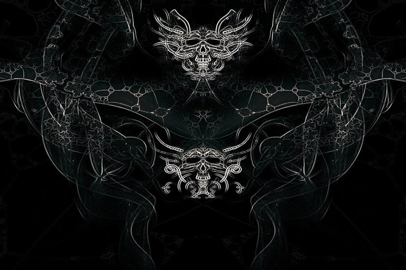 Web Skulls Artwork Mystic Images Ghost : Full HD desktop wallpaper .