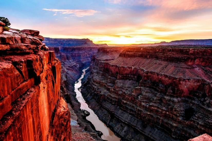 Canyon - Grand Canyon Sunrise Nature USA Phone Wallpapers for HD 16:9 High  Definition