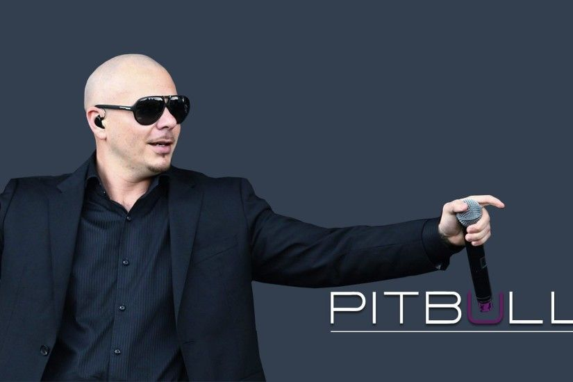 Pitbull Rapper HD Wallpapers | HD Wallpapers | Pinterest | Pitbull and  Wallpaper