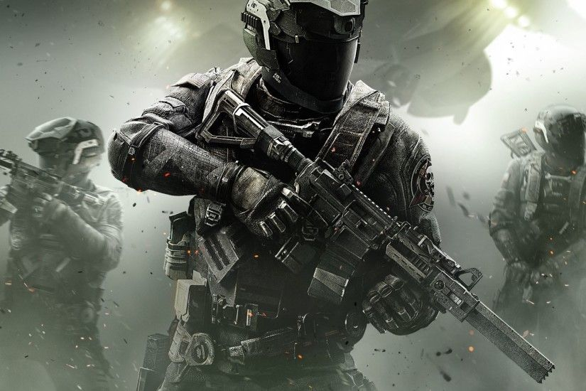 Preview wallpaper call of duty, infinite warfare, infinity ward 2560x1440