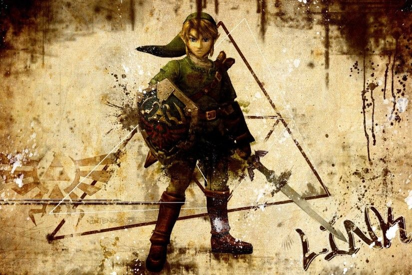 Link - The Legend of Zelda Wallpaper (2833139) - Fanpop