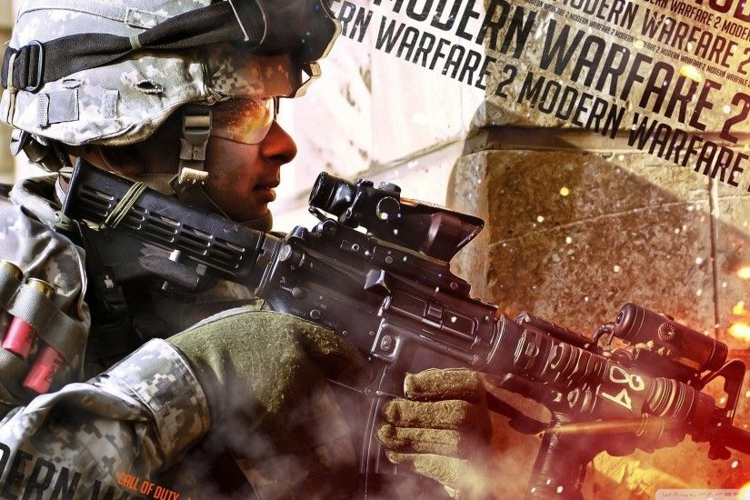 HD Wallpaper | Background ID:330736. 1920x1080 Video Game Call of Duty:  Modern Warfare 2