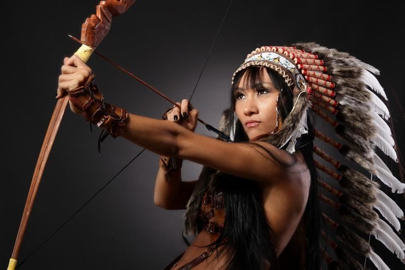 Girl Native American Backgrounds Free Download.