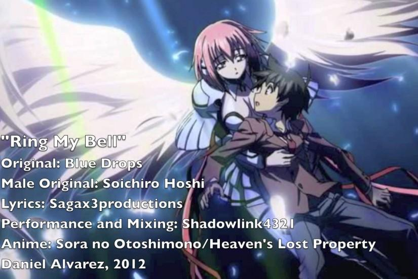 ENGLISH 'Ring My Bell' Sora no Otoshimono/Heaven's Lost Property - YouTube