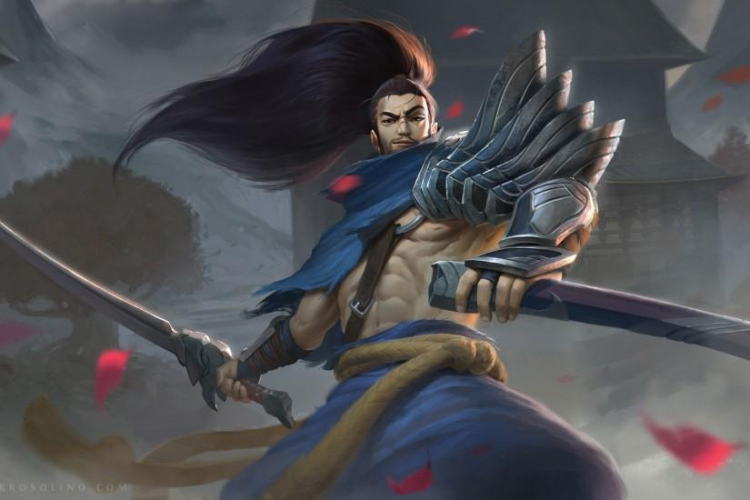 yasuo wallpaper 2000x1173 pictures