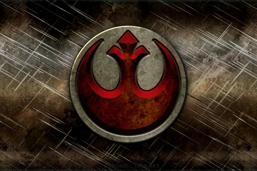 Star Wars Rebel Alliance Logo By Gazomg With Rebels