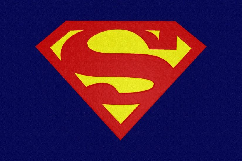 Logo Superman Wallpaper