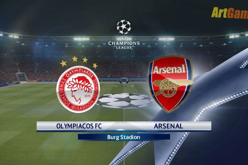 ... Free Download Arsenal Vs Olympiakos Best 1920×1080 Football Wallpaper .  You Can Also Upload