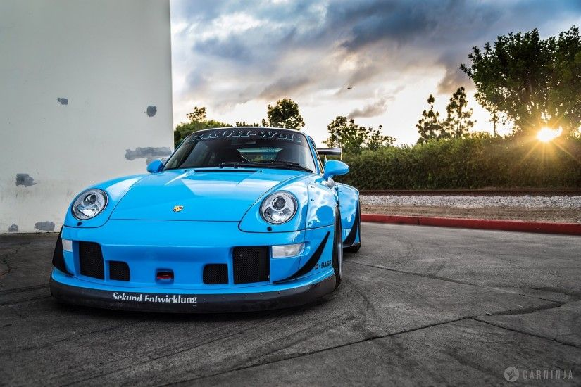 RWB Porsche 993 coupe cars body kit tuning wallpaper | 2048x1366 | 642132 |  WallpaperUP