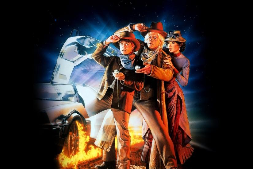 ... redftaconko: back to future wallpaper ...