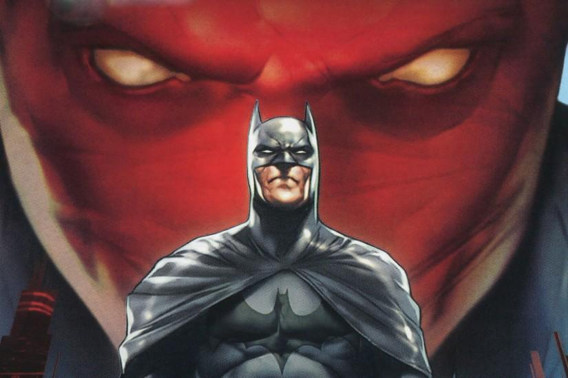 Batman Under the Red Hood Review | Moar Powah!