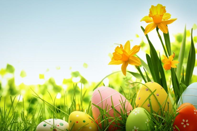 widescreen easter wallpaper 1920x1200