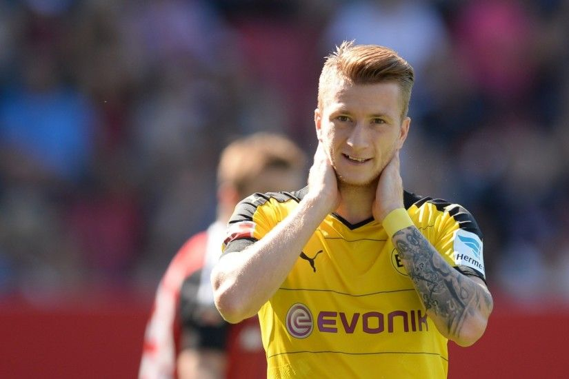 Preview wallpaper marco reus, borussia, football 1920x1080