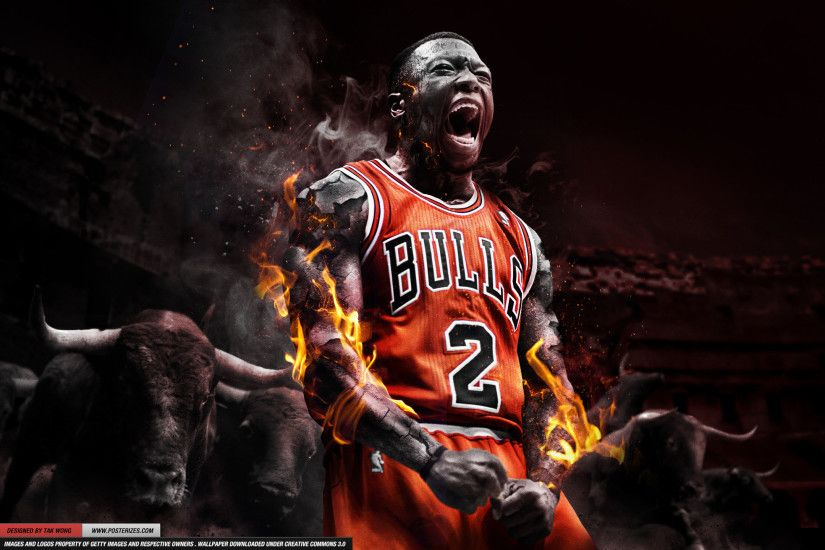 Nate Robinson 'Unleashed' Wallpaper | Posterizes | NBA Wallpapers