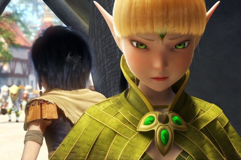 Dragon Nest: Warriors' Dawn - Lambert & Liya hidden (2248x1264)