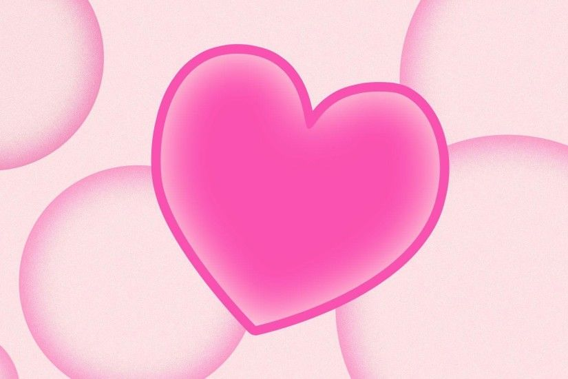 Wallpapers For > Cool Pink Hearts Background Wallpapers