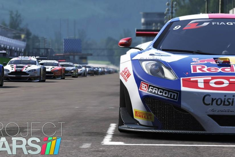 ... Project CARS Wallpaper ...