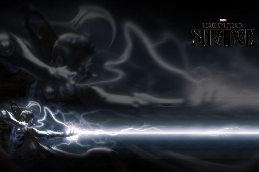 ... Dr Strange Gabriele Dell'Otto Wallpaper by mekk33