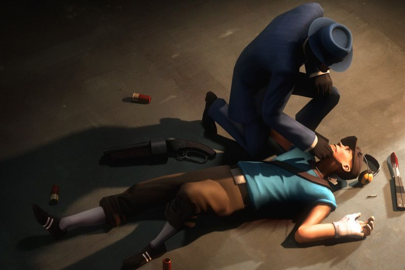 Video Game - Team Fortress 2 Wallpaper