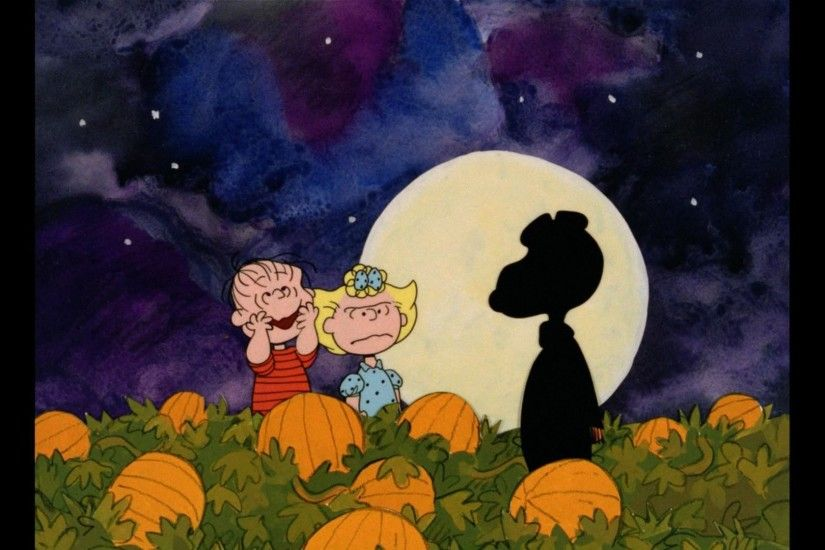Pix For > Its The Great Pumpkin Charlie Brown Wallpaper
