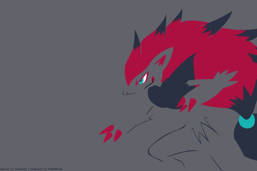 zoroark wallpaper displaying 17 images for pokemon zoroark wallpaper .