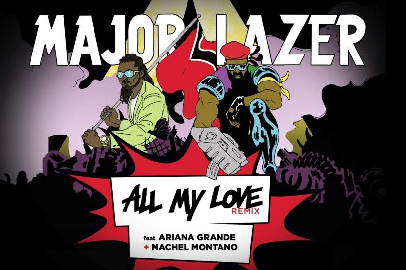 Diplo Brings Aboard Ariana Grande onto Major Lazer Album 'Peace Is The  Mission'