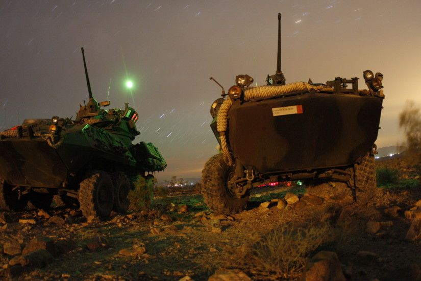 Download LAV25 A2 Light Armoured Vehicle U.S. Marine Corps wallpaper  (2816x1880)