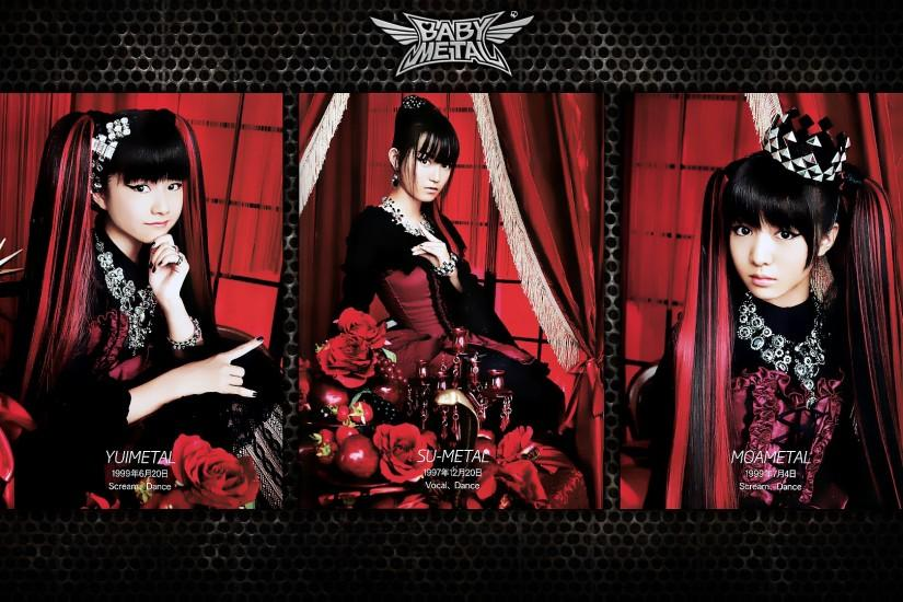 LarryWilson 207 24 BABYMETAL Queens by NEO-Musume