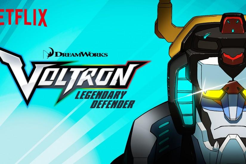 'Voltron: Legendary Defender'