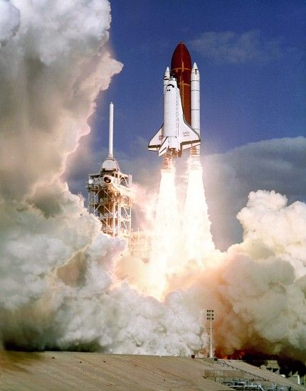 Atlantis Space Shuttle, Mission, Launch, industry, smoke - physical  structure free image | Peakpx