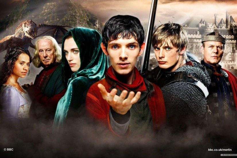 Merlin Backgrounds (36 Wallpapers)