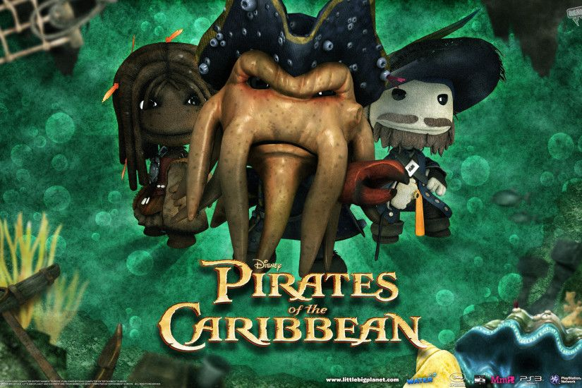 Little Big Planet 2 images Pirates Of The Carribean Add-On HD wallpaper and  background photos