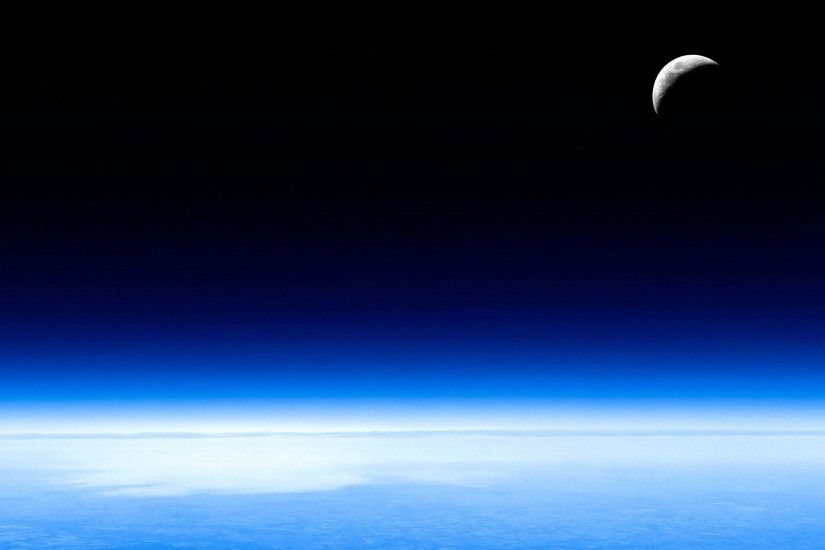 hd pics photos space earth and moon desktop background wallpaper