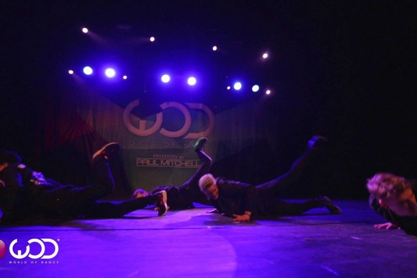 2nd Place Upper Division | UNITY EIGHT | FRONTROW | World of Dance Belgium  2016 | #WODBE16