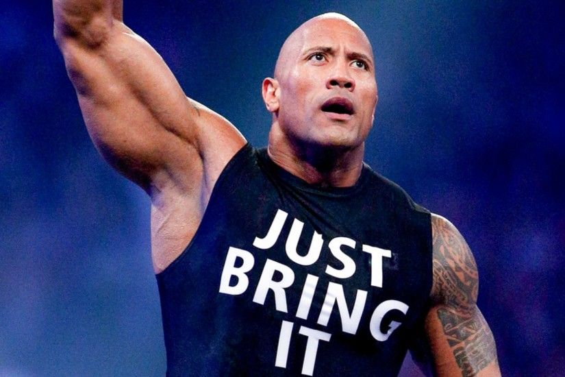 The Rock returns to WWE 'Raw,' lays the smackdown on The New Day | WWE |  Sporting News