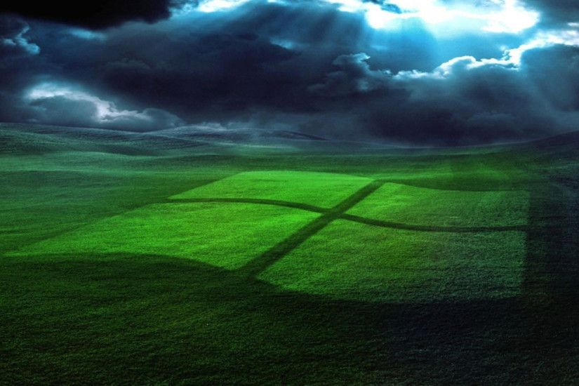 Microsoft Desktop Backgrounds (29 Wallpapers)
