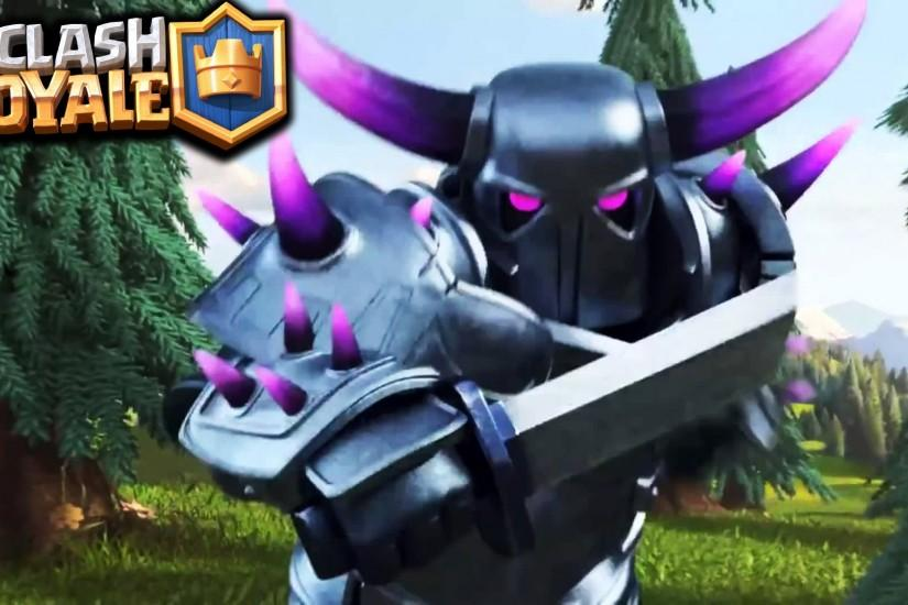 Clash Royale Wallpaper Pekka Wallpapers