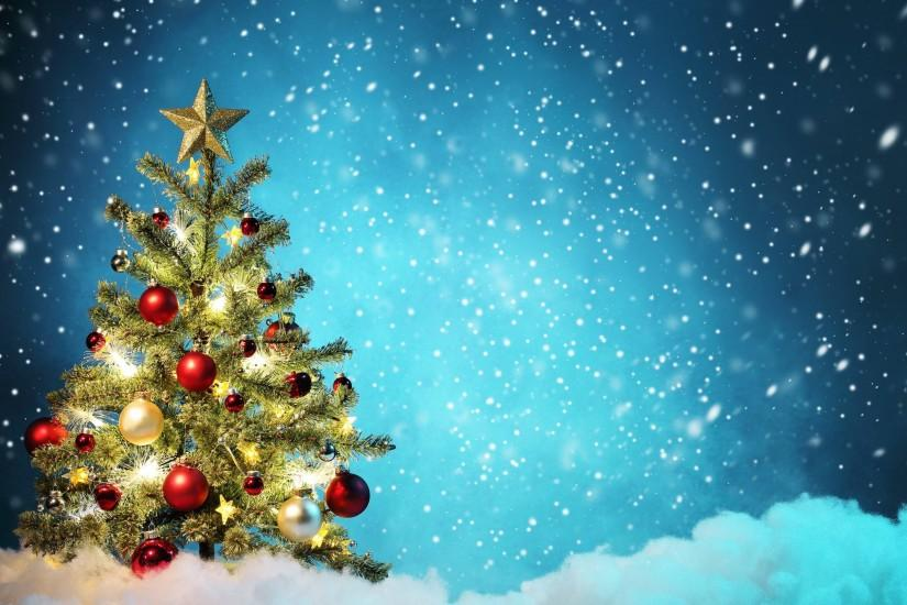 popular christmas tree wallpaper 2880x1800