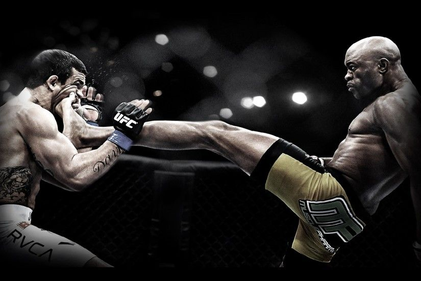 sparta ufc brazilian anderson silva vitor belfort 1920x1080 wallpaper Art  HD Wallpaper