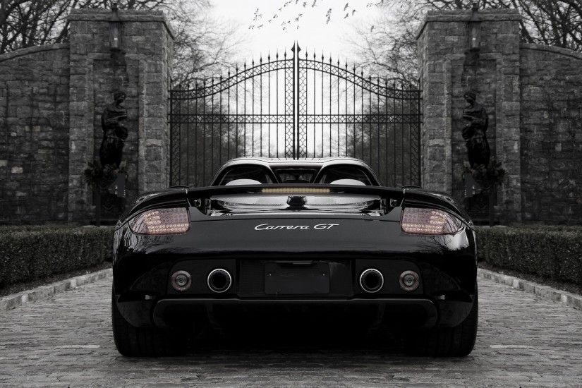 Porsche Carrera GT HD Desktop Wallpapers | 7wallpapers.net ...
