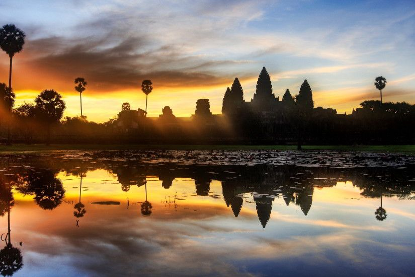 2880x1800 Angkor Wat Wallpaper Full Hd