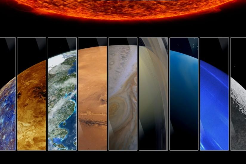 Our Solar System : wallpaper