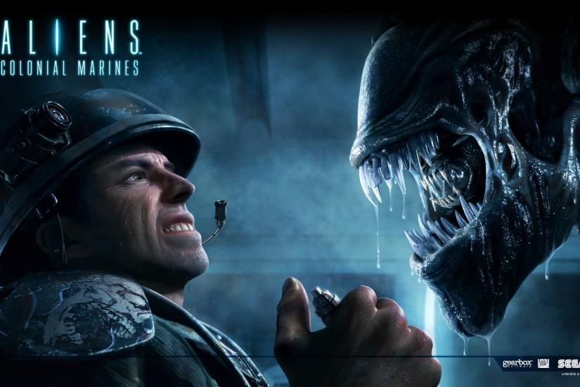 Alien Colonial Marines Wallpaper